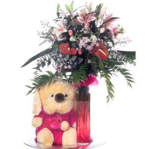 special birth bouquet